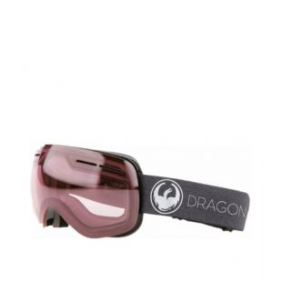 Маска Dragon Goggles X1s (echo/transitions light rose)
