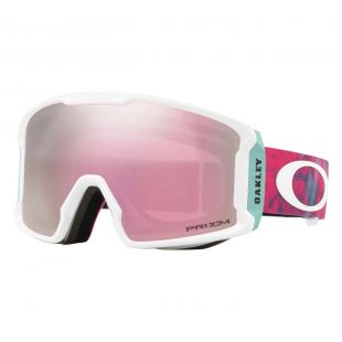 Маска Oakley Line Miner XM tranquil flurry arctic surf