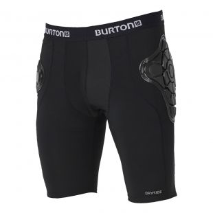 Burton Total Impact Short true black