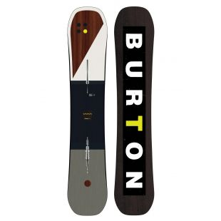Сноуборд Burton Custom (multi/yellow)