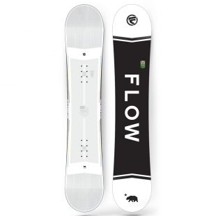 Сноуборд Flow Merc white