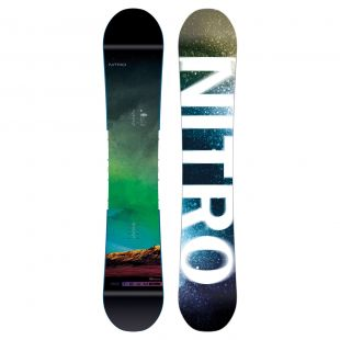 Сноуборд Nitro Team Exposure Gullwing 2018/2019