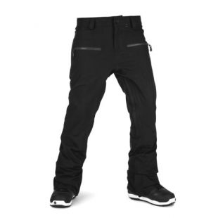 Штаны Volcom Iron Stretch (blk)