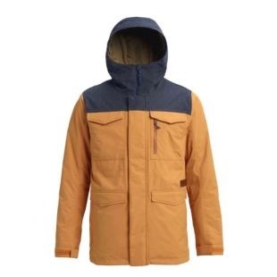 Куртка Burton Covert (gldnok/denim)