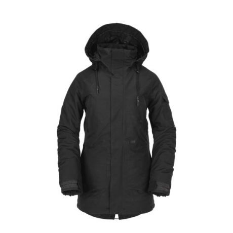 Куртка Volcom Shrine Ins Snowboard jacket (blk)