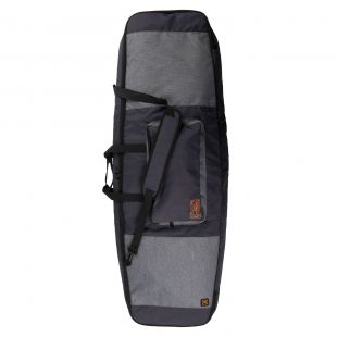 Чехол Ronix Battalion Padded heather charcoal/orange