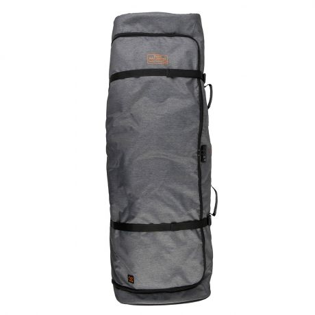 Чехол Ronix Links Padded Wheelie heather charcoal/orange