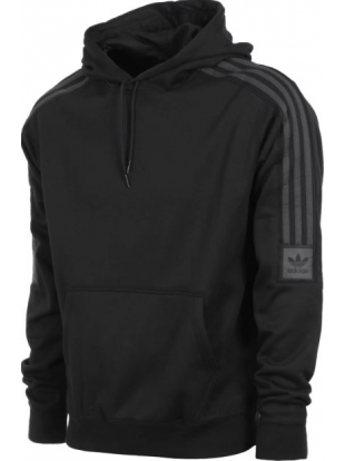 Толстовка Adidas Tech Hood (black/carbon) I