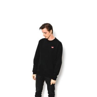 Толстовка Brixton Stith Wl Crew (black)