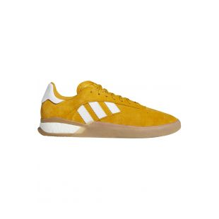 Кеды Adidas 3St 004 (tactile yellow f17/ftwr white/gum4)
