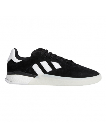 Кеды Adidas 3St.004 core black/ftwr white/core black 2019