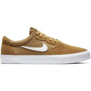 Кеды Nike SB Chron Slr (golden beige/white golden beige black)