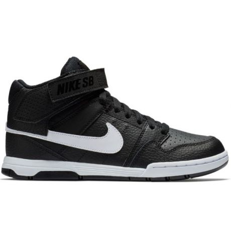 Кеды Nike SB Mogan Mid 2 Jr Gs (black/white)
