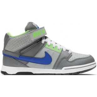 Кеды Nike SB Mogan Mid 2 Jr Gs (wolf grey/game royal)