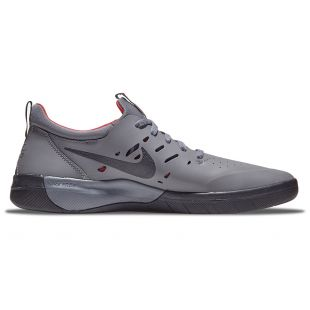 Кеды Nike SB Nyjah Free (dark grey/black gym red)
