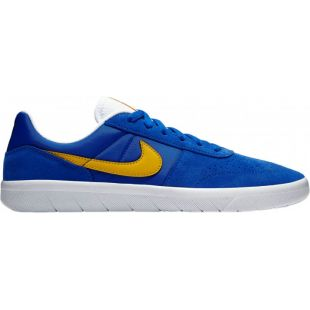 Кеды Nike SB Team Classic Shoes (game royal/yellow ochre white)