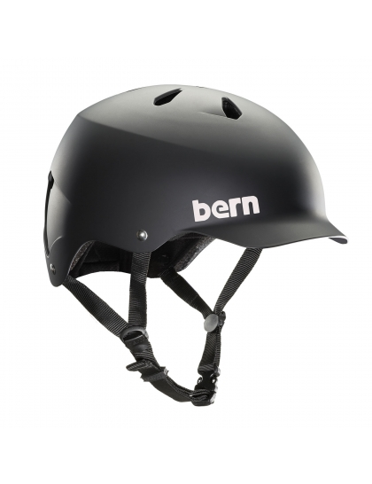 Шлем Bern Watts Team matte black