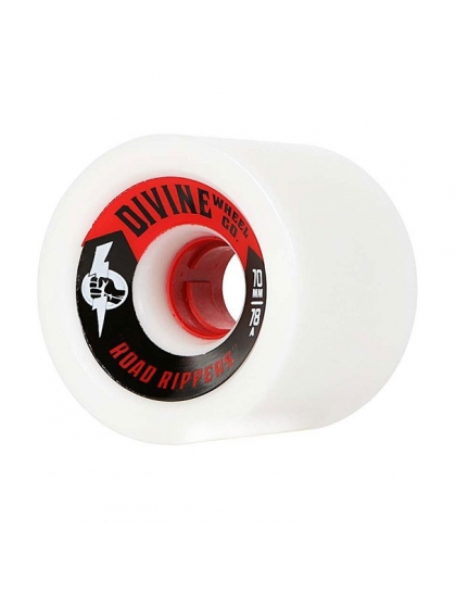 Колеса Divine Road Rippers 70mm/78A white