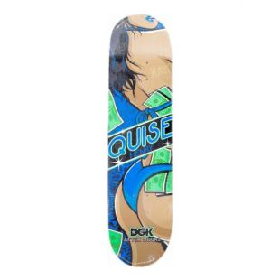 DGK Deck After Hours Quise Henry (green/navy)