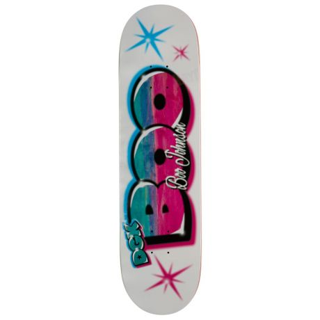 DGK Deck Airbrush Boo (white/multi)