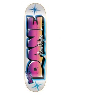 DGK Deck Airbrush Dane (white/multi)