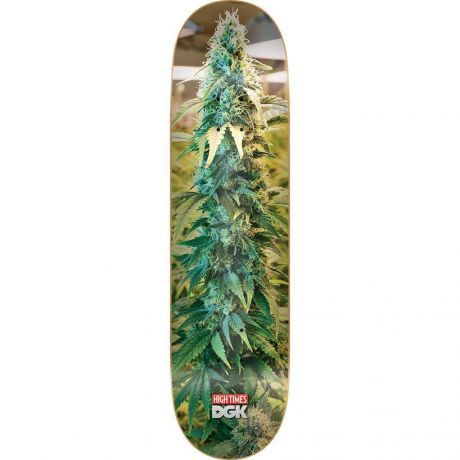 DGK Deck High Times Cone (multi)