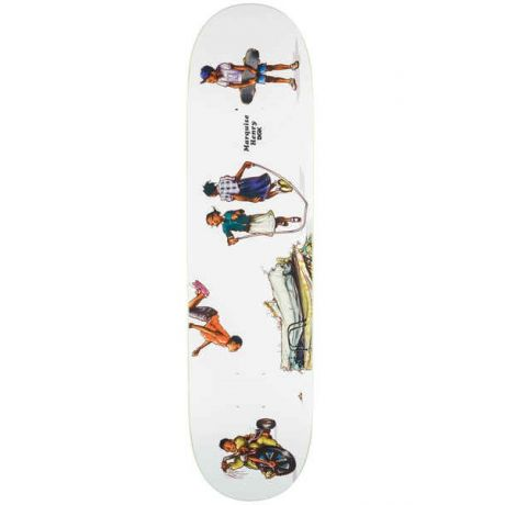 DGK Deck Quise Playground (white)