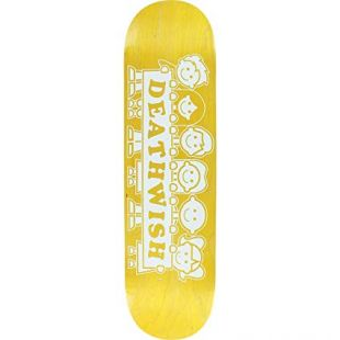 Deathwish Deck For The Children (yellow)