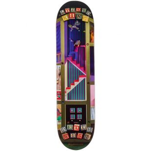 Deathwish Deck Lizard King House (multi)