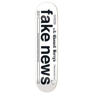 Enjoi Deck Fake News (berry)