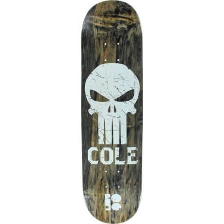 Plan B Deck Cole Payback (grey/white)