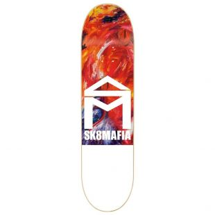 Sk8Mafia Deck House Logo (oil high)