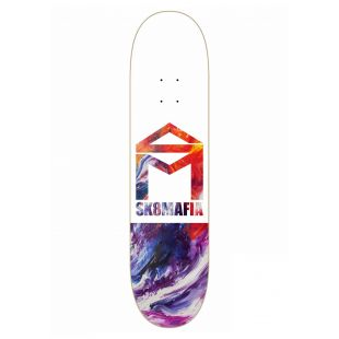 Sk8Mafia Deck House Logo (oil low)