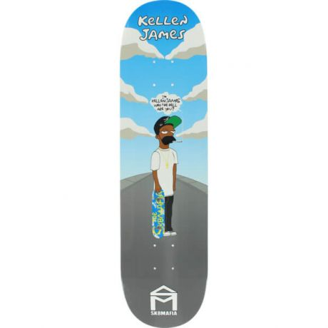Sk8Mafia Deck Kellen James Pimpsuns (multi)