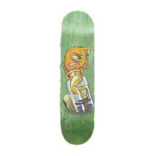 Toy Machine Deck Axel Jar 3 (green)