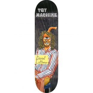 Toy Machine Deck Lutheran Picture Day (black)