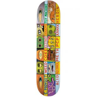 Toy Machine Deck Provost Drugged (multi)