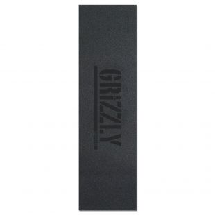 Grizzly Griptape Grip Stamp (black)