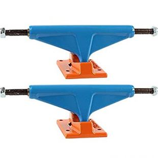 Venture Trucks Midtown Hi (blue/orange)