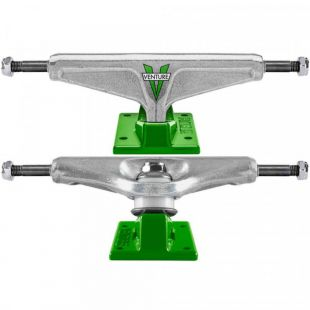 Venture Trucks Og V Hi (polished/green)