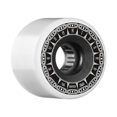 Bones Wheels ATF Rough Riders Tank white