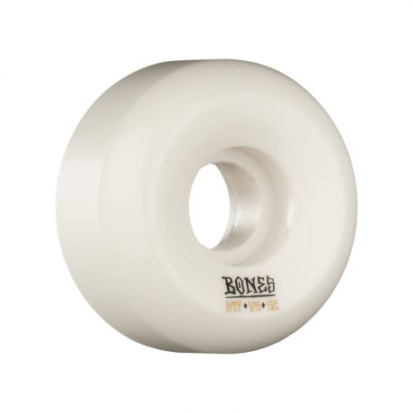 Bones Wheels Stf Blanks V5 white