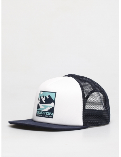 Кепка Burton I 80 Trucker ZD (dress blue)