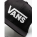Кепка Vans Drop V II Snapback ZD (black white)