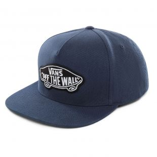 Кепка Vans Classic Patch Snapback gibraltar sea