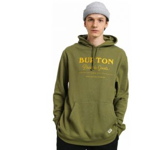 Толстовка Burton Durable Goods (weeds)