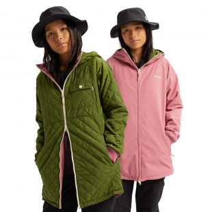 Куртка Burton Moondaze rosebud/pesto green