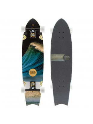 Лонгборд Sector 9 Ray Collins Unagi 35