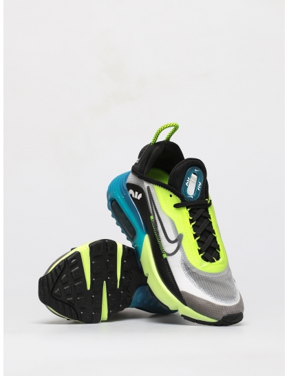 Кеды Nike Air Max 2090 Wmn (white/black volt valerian blue)