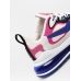 Кеды Nike Air Max 270 React Wmn (summit white/hyper blue cosmic fuchsia)